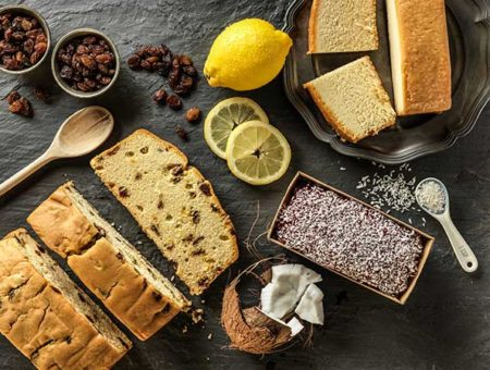 Slab & Loaf Cakes