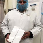 BBF Bradford iPad winner
